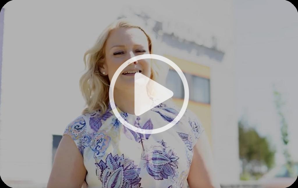 Talliosakkeen Maarit Helander kertoo kokemuksestaan Inhousen kanssa