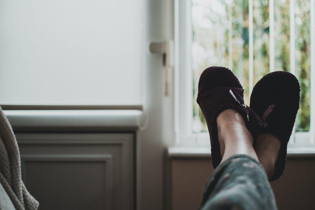 Jalat ja aamutossut